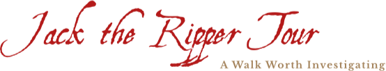Jack the Ripper Tour logo