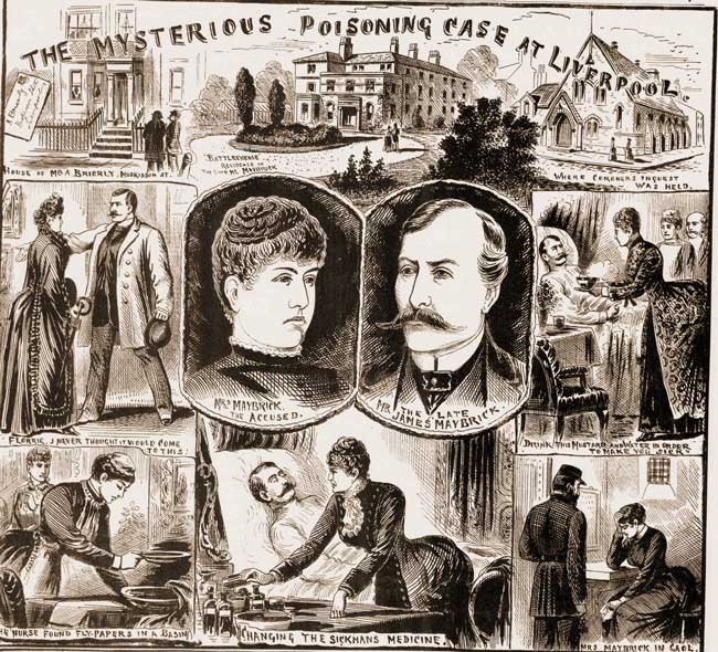 Another clipping from the Illustrated Police News/