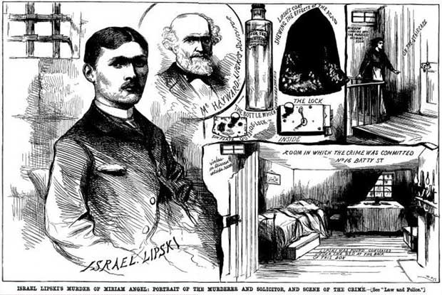 A Quick Look At The East End In Jack The Ripper's Day.